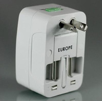 Wholesale US UK AU EU TRAVEL POWER ADAPTER PLUG CONVERTER NEW