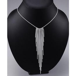 Vente en gros - Commerce de détail plus bas prix cadeau de Noël en argent 925 bijoux de mode livraison gratuite Collier N90