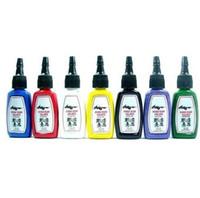 tattoo ink sets - 5 Sets Of Quality Kuro Sumi Colors Tattoo Inks OZ Pigment