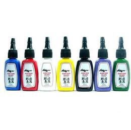 Wholesale 5 Sets Of Quality Kuro Sumi Colors Tattoo Inks OZ Pigment