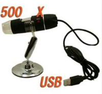 Wholesale Brand new X MP LED USB Digital Microscope Measurement Software