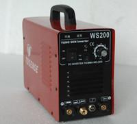 Wholesale HOT NEW Energy saving A inverter dc tig arc welding machine tig welder ARC200 WS200