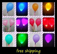 Wholesale hot wedding Led balloon party christmas inflatable ballon best quality kids toys