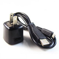 Car Chargers For Blackberry Yes Combine Sale US AC charger USB adapter charger & Data Cable for blackberry 9900 9000 9800 9700 Z10 Q5 Q10