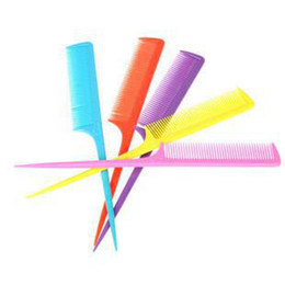 Wholesale new original Beauty Tools Hair combs Pointed tail comb hair styling tool tip pointed tail comb hair