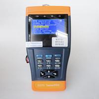 Wholesale HSSAFE HS STest896 CCTV Security Camera Tester Optical Fiber Tester