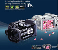 Wholesale HD7000 Digital Camera camcorder High quality MP Digital Single Lens Reflex Camera PHD