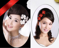 Wholesale new style Four Leaf Clover bride hairpin Wedding Bridal Tiaras Hair Accessories