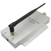 Wholesale CDMA MHZ mw Mobile Phone Signal Amplifier RF Repeater Cell Phone Signal Booster