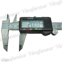 Wholesale New Arrival quot mm Digital Caliper LCD Vernier Micrometer