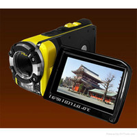 Wholesale 3 quot Screen MP FULL HD Waterproof P Digital Video Camera Camcorder HDMI ipx8 HOT