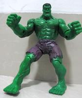 Wholesale Marvel American Super Hero Squad Green Hulk Figure Action Anime Figures Cartoon animation Model Toys