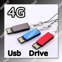 Wholesale 5pcs U5 GB U disk USB GB Flash Memory Drives Magaluma shell with a chain elegant design