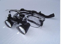 Cheap 2.5X dental loupes surgical medical working distance 280-600mm