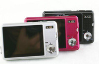 Wholesale 12 Mega Pixels digital camera Free dropshipping