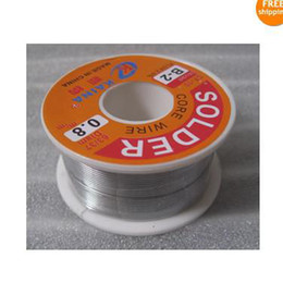 Wholesale 0 mm Tin Lead Rosin Core Solder Soldering Wire