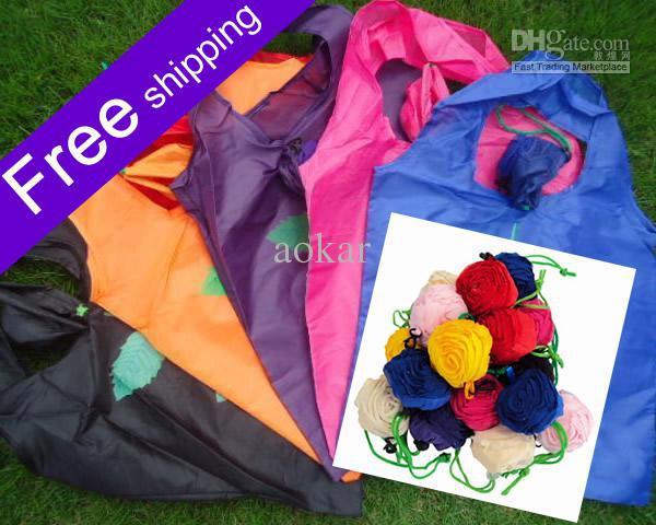 Nylon Shopping Bags Reusable Shopping Bag Eco-Friendly Shopping ...