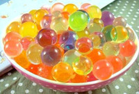 Wholesale New Bags Crystal Mud Soil Water Beads For Flower free shpping