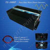 Wholesale DC V to AC V Power Inverter w Pure Sine Wave Power Invertor