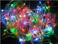Wholesale 10M LED twinkle Fairy lights Party Decorations Garden Christmas and wedding led Lights
