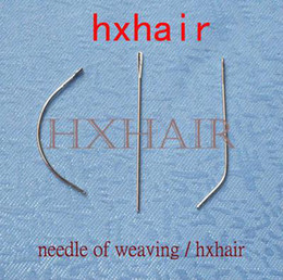 Needle of Weaving   Human Hair Weft Extension Weaving Tools   144 items per lot