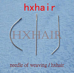 2880pcs   20boxes Needle of Weaving   Human Hair Weft Extension Weaving Tools