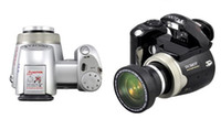 Wholesale 12MP digital camera X Digital Zoom Wide angle lens inch LCD DC500T upgrade to DC510T b2