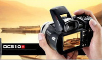 Wholesale 12MP Digital Camera X Digital Zoom Wide angle lens inch DC500T upgrade DC510T Christmas Gift v55