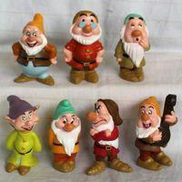 Wholesale NEW Snow White Dwarfs DWARFS Figures Collection