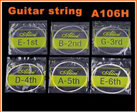 Wholesale Free Ship Sets Professional Alice A106 H Classical Guitar Strings String In Retail Package