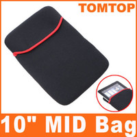 Wholesale Portable Soft Protective Cover Case Bag Pouch for quot Tablet PC MID zt flytouch X220 C1257