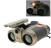 Wholesale 4x30 Day Or Night Surveillance Scope Vision Binoculars Night scope Child Binoculars Surveillance