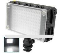Wholesale 5pcs HDV Z96 LED Video Light for DV Camcorder Lighting Diffuser DV LED light lamp AA batteries