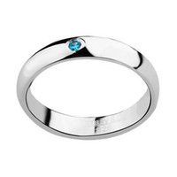 Wholesale Retail lowest price Christmas gift new silver fashion Ring R93