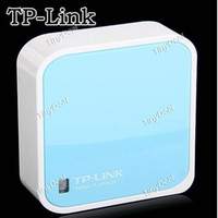 Wholesale Mini External N Mbps WiFi G Mobile Broadband Wireless Router Blue White