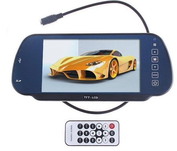 Car Lcd Monitor With Usb Car Monitor Tft Lcd Car