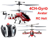 Wholesale Big Promotion Avatar F103 Metal channel RC helicopter Remote Control Helicopter RC toy