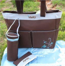 Wholesale ibaby Diaper bag Waterproof Mommy bag Mother carrier bag Mummy Nursery bags
