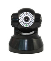 Wholesale Promotion Auto IR LED WiFi Night Vision IP Camera Pan Tilt Two way Audio Network Security Webcam