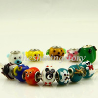 Wholesale Small animal european beads biagi beads chamilia beads animal charms
