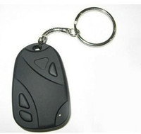 Wholesale CAR KEYS SPY DVR mini video MICRO CAMERA HIDDEN SPY especially for spy use