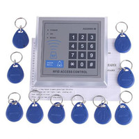 Wholesale RFID Proximity Entry Door Lock Access Control System from homealarm