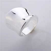 Wholesale Retail lowest price Christmas gift new silver fashion Ring R52