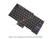 Wholesale New keyboard for IBM T60 T61 Z60T Z61T Z60M Z61M R400 R500 T400 T500 W500 W700 W700 US layout