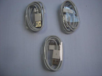 Wholesale USB Data Cable SYNC Charger Cable For Iphon GS Ipd