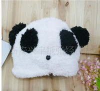 Wholesale Fashion Christmas velvet animal cartoon hat caps pp cotton lover hats leisure hats winter caps