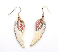 Wholesale Fashionable Earring Designer Alloy Earrings Stock Earring Cloisonne Women s Earrings pair mix Free