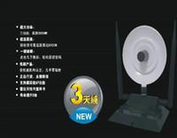 Wholesale Black Diamond USB wifi adapter N Ralink WEP WPA mW dBi Mbps High Gain Antenna
