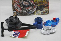 Wholesale New series TOMY Rapidity Beyblade D spinning top spin toy metal fusion mod