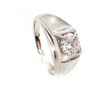 Wholesale Mens eight heart eight arrow zircon zirconium diamond ring diamond ring male male